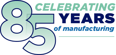 Celebrating 85 Years of Trusted Manufacturing